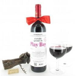 Cuvée spéciale du Play Boy