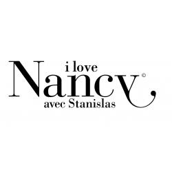 I love Nancy avec STANISLAS