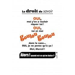 goulou, goulou